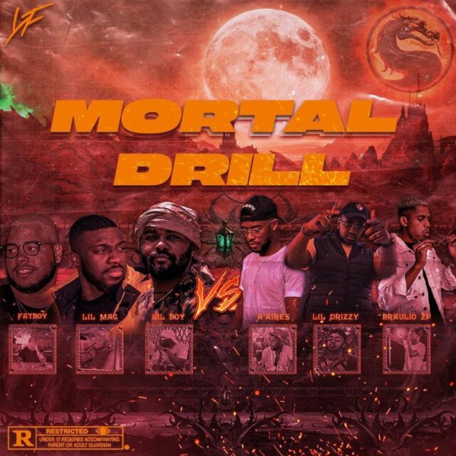 Young Family - Mortal Drill (Feat. Fatboy6.3, Bráulio Zp & Lil Drizzy)
